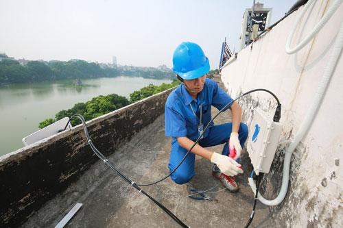 Lắp đặt internet vnpt tại Đà Nẵng