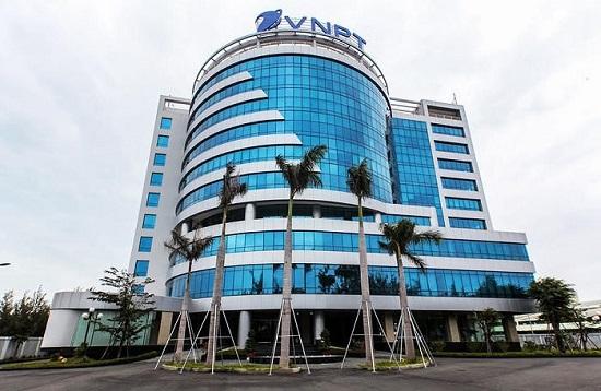 Trụ sở chính của VNPT Telecom tại Hà Nội