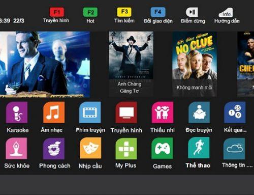 Chi tiết về Dịch vụ truyền hình cáp internet VNPT MyTV