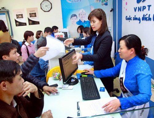 Địa chỉ Điểm giao dịch, cửa hàng, chi nhánh VNPT tại Hà Nội, TP HCM