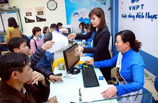 Địa điểm giao dịch của VNPT tại Hà Nội Và TP HCM
